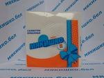 Салфетка бумажная «Мякишко люкс », 50 листов