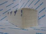 """Полотенца бумажные """"Мякишко""""(25) однослойные, 23х23 см, 250 л., V-сложение, 100 % целллюлоза"""